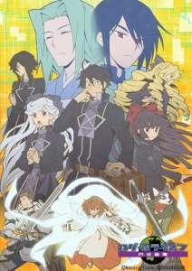 Anime - Log Horizon - Saison 3 - Destruction Of the Round Table - Episode #12 - La ballade de Nightingale