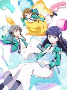 Anime - The Honor at Magic High School - Episode #3 - On va fonder une équipe de détectives