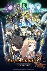 Anime - Seven Knights Revolution - Hero Successor - Episode #9 – La mort - La fin des temps
