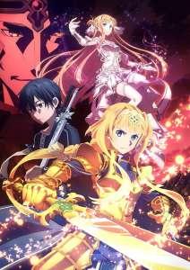 Anime - Sword Art Online - Alicization - War of Underworld - Episode #46/Alice