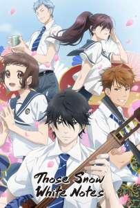 Anime - Those snow white notes - Episode #11 – Entraves