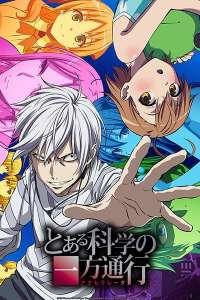 Anime - A Certain Scientific Accelerator - Episode #7 – Download – Limite de temps