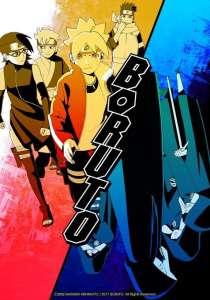 Anime - Boruto - Naruto Next Generations - Episode #166