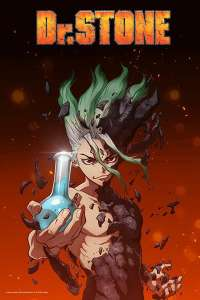 Anime - Dr Stone - Episode #16 – Histoire du temps jadis
