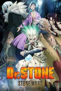 Anime - Dr Stone - Saison 2 - Stone Wars - Episode #10 -