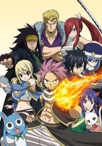 Anime - Fairy Tail - Episode #328 : Des compagnons irremplaçables