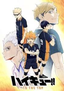 Anime - Haikyu!! - Saison 4 - To The Top - Episode #9 - Dernière soirée