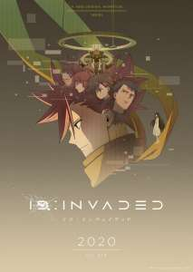 Anime - ID:INVADED - Episode #13 - File 13: Channeled II - Sometimes it's important to put our hopes in a complete stranger who lives in a distant universe.