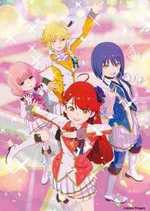 Anime - Idolls! - Episode #5 – Jour 5 – Vocation d'idole