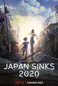 Netflix dévoile la date et la bande-annonce de Japan Sinks: 2020, le nouvel anime de Masaaki Yuasa