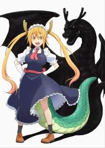 L'anime Miss Kobayashi's Dragon Maid bientôt en DVD & Blu-ray chez Kazé
