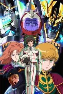 Chronique animation - Mobile Suit Gundam Unicorn - Intégrale collector Blu-ray