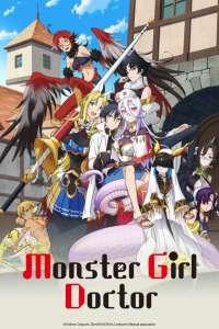 Anime - Monster Girl Doctor - Episode #6 – La Harpie incapable de voler