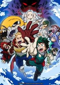 Anime - My Hero Academia - Saison 4 - Episode #1 : LE SCOOP DE LA SECONDE A DE YUEI