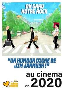 Le film On Gaku : Notre Rock remporte un prix au Festival d'Annecy