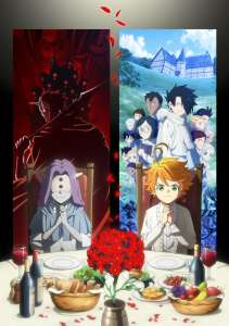 Anime - The Promised Neverland - Saison 2 - Episode #9 -  Episode 9