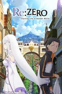 Anime - Re:Zero - Starting Life in Another World (Re-edit) - Episode #4 – Le cliquetis de la chaîne − Retour à la case départ pour Subaru Natsuki