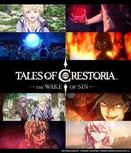 Le court-métrage Tales of Crestoria - The Wake of Sin annoncé par Crunchyroll