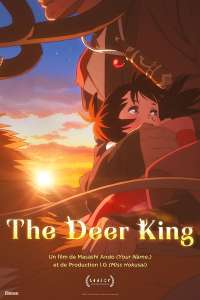 Le film d'animation The Deer King annoncé par @Anime