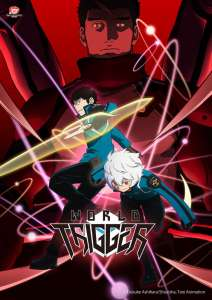 Anime - World Trigger - Saison 2 - Episode #9 – Capitaine