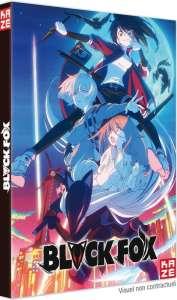 Le film Black Fox en DVD & Blu-ray chez Kazé