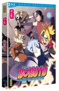 Kana fait le point sur l'avenir de Boruto en DVD & Blu-ray