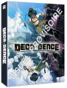 L'anime Deca-Dence en collector Blu-ray chez @Anime
