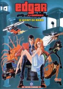 Chronique animation - Lupin III, film 1 : Le Secret de Mamo