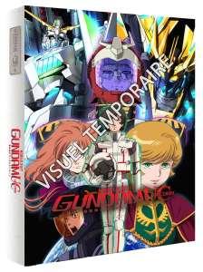 Mobile Suit Gundam Unicorn bientôt en collector Blu-ray chez @Anime