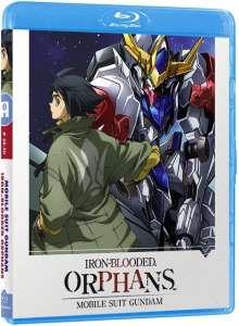La saison 2 de Mobiile Suit Gundam : Iron-Blooded Orphans prévue le mois prochain chez All the Anime