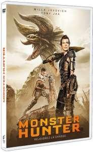 Le film live Monster Hunter sortira directement sur supports physiques au printemps