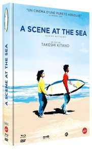 Le film A Scene at the Sea en Blu-ray chez The Jokers