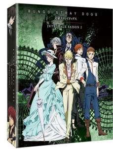 La saison 2 de Bungô Stray Dogs en collector Blu-ray chez @Anime