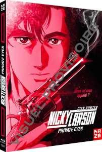 Nicky Larson - City Hunter - Private Eyes en DVD & Blu-ray chez Kazé
