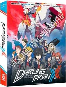 Darling in the FranXX en DVD & Blu-ray chez @Anime