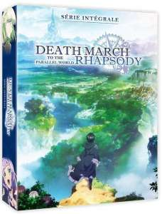 L'anime Death March to the Parallel World Rhapsody en DVD & Blu-ray chez @Anime