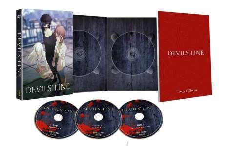 Devil's Line bientôt disponible en DVD & Blu-ray chez Kana