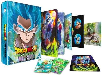 Une nouvelle édition DVD/Blu-ray pour Dragon Ball Super: Broly