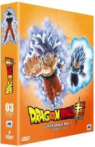 La suite et fin de Dragon Ball Super arrive en DVD, Blu-ray, coffret collector et intégrale