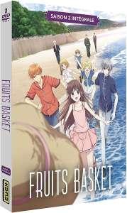 La saison 2 de Fruits Basket arrive en Blu-ray et DVD chez Kana Home Vidéo
