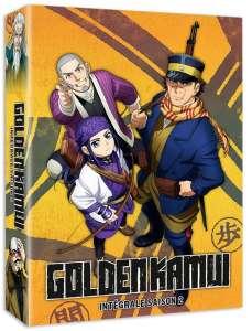 La saison 2 de Golden Kamui bientôt en DVD chez @Anime