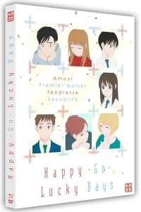 Chronique animation - Happy-Go-Lucky Days - Combo DVD & Blu-ray