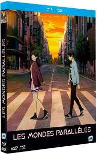 Le film d'animation Les Mondes Parallèles arrive en DVD & Blu-ray chez AB Vidéo