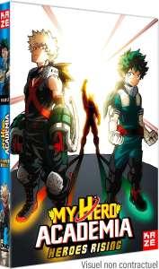 Le film My Hero Academia : Heroes Rising bientôt en DVD & Blu-ray chez Kazé