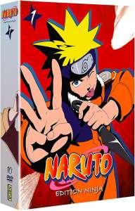 La nouvelle édition DVD de Naruto se précise