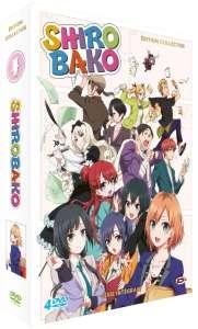 L'anime Shirobako arrive en Blu-ray & DVD chez Dybex