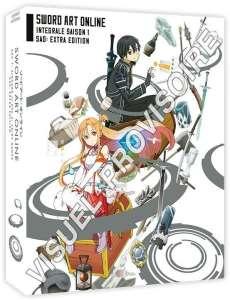De nouvelles éditions DVD & Blu-ray pour la saison 1 de Sword Art Online