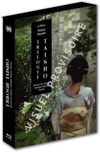La trilogie Taisho de Seijun Suzuki en DVD & Blu-ray chez Eurozoom