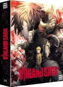 La sortie de Vinland Saga en DVD & Blu-ray se précise