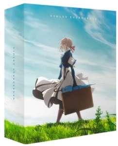 La série Violet Evergarden arrive enfin en Blu-ray !